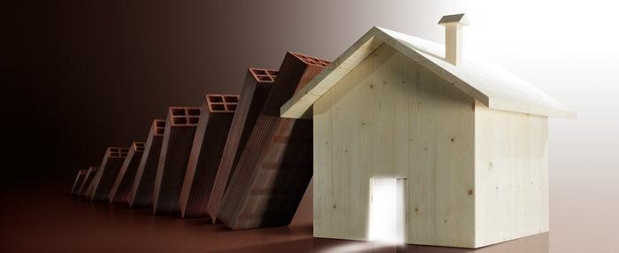 In legno è più sicuro